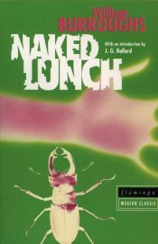 book cover of Nagi lunch by William S. Burroughs