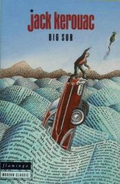 book cover of Big Sur by ג'ק קרואק