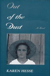 book cover of Out of the Dust by Karen Hesse