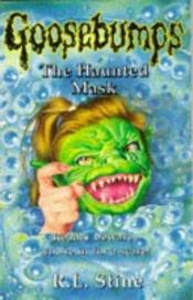 book cover of The Haunted Mask by R. L. Stine