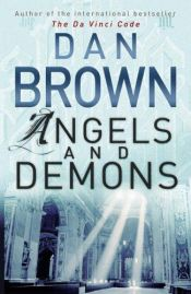book cover of Angels & Demons by Dan Brown
