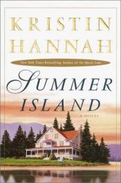 book cover of Summer Island (2001) by Kristin Hannah