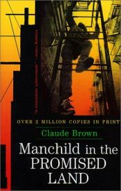 book cover of Manchild in the Promised Land by Claude Brown
