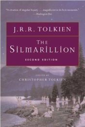 book cover of The Lord of the Rings, Book 4: The Silmarillion by J. R. R. Tolkien