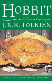 book cover of The Hobbit by J. R. R. Tolkien