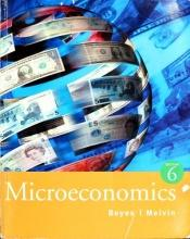 book cover of Microeconomics Sixth Edition by William Boyes