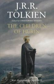 book cover of The Children of Húrin by J.R.R. Tolkien