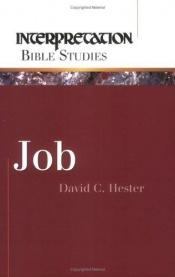 book cover of Job by David C. Hester