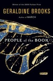 book cover of People of the Book by Geraldine Brooks
