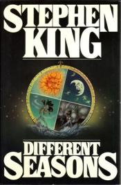 book cover of Different Seasons by Stephen King