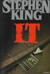 book cover of It by Stephen King