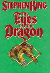 book cover of The Eyes of the Dragon by Stephen King