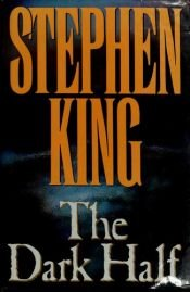 book cover of The Dark Half by Stephen King