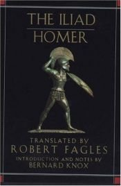 book cover of Iliad by Homer