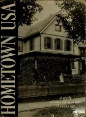 book cover of Hometown USA by Stephen W. Sears