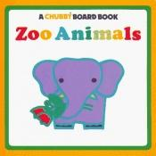 book cover of Zoo Animals by n/a
