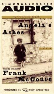 book cover of Angela's Ashes (abridged) by Frank McCourt
