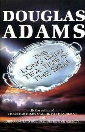 book cover of The Long Dark Tea-Time of the Soul by Douglas Adams