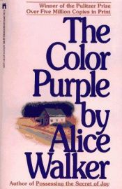 book cover of The Color Purple by Alice Walker