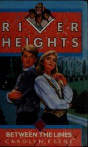 book cover of Between the Lines (River Heights #5) by Carolyn Keene