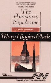 book cover of Het Anastasia syndroom by Mary Higgins Clark