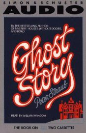 book cover of Ghost Story by Peter Straub