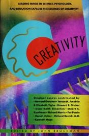 book cover of Creativity (Reality Club) by John Brockman