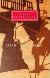 book cover of Don Quixote by Miguel de Cervantes Saavedra