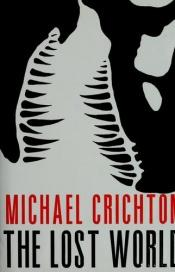 book cover of The Lost World by Michael Crichton