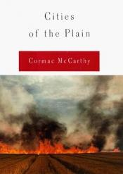 book cover of Cities of the Plain by Cormac McCarthy