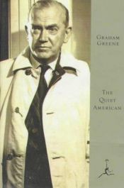 book cover of The Quiet American by Graham Greene