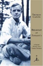 book cover of Frukost på Tiffany's by Truman Capote