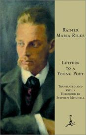 book cover of Letters to a Young Poet by Rainer Maria Rilke
