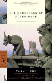 book cover of Hunchback of Notre Dame by Victor Hugo
