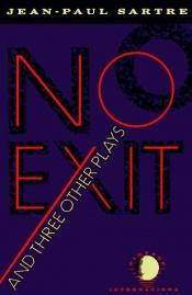 book cover of No Exit by Жан-Поль Сартр
