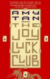 book cover of The Joy Luck Club by Amy Tan