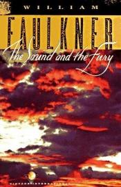 book cover of The Sound & the Fury by William Faulkner