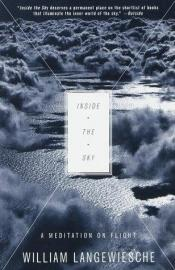 book cover of Inside the sky by William Langewiesche
