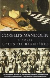 book cover of Captain Corelli's Mandolin by Louis de Bernières