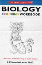 book cover of Biology Colouring Workbook by Alcamo Edward