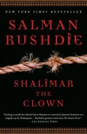 book cover of Shalimar the Clown by Salman Rushdie