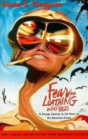 book cover of Fear and Loathing in Las Vegas by Hunter S. Thompson