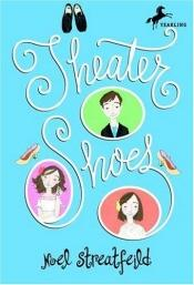 book cover of Theater Shoes by Noel Streatfeild
