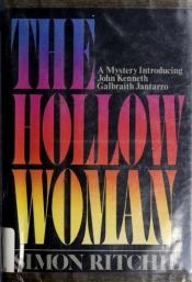 book cover of The hollow woman by Simon Ritchie