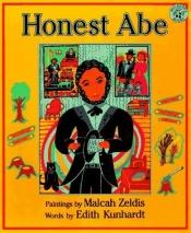 book cover of Honest Abe by Edith Kunhardt