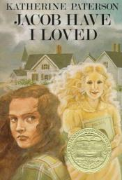 book cover of Jacob Have I Loved by Katherine Paterson