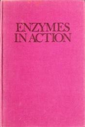 book cover of Enzymes in action by Melvin Berger