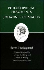 book cover of Riens philosophiques by Søren Kierkegaard