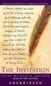 book cover of The Invitation - Boxed Set by Oriah Mountain Dreamer