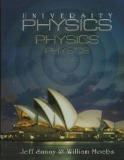 book cover of University Physics by Jeff Sanny